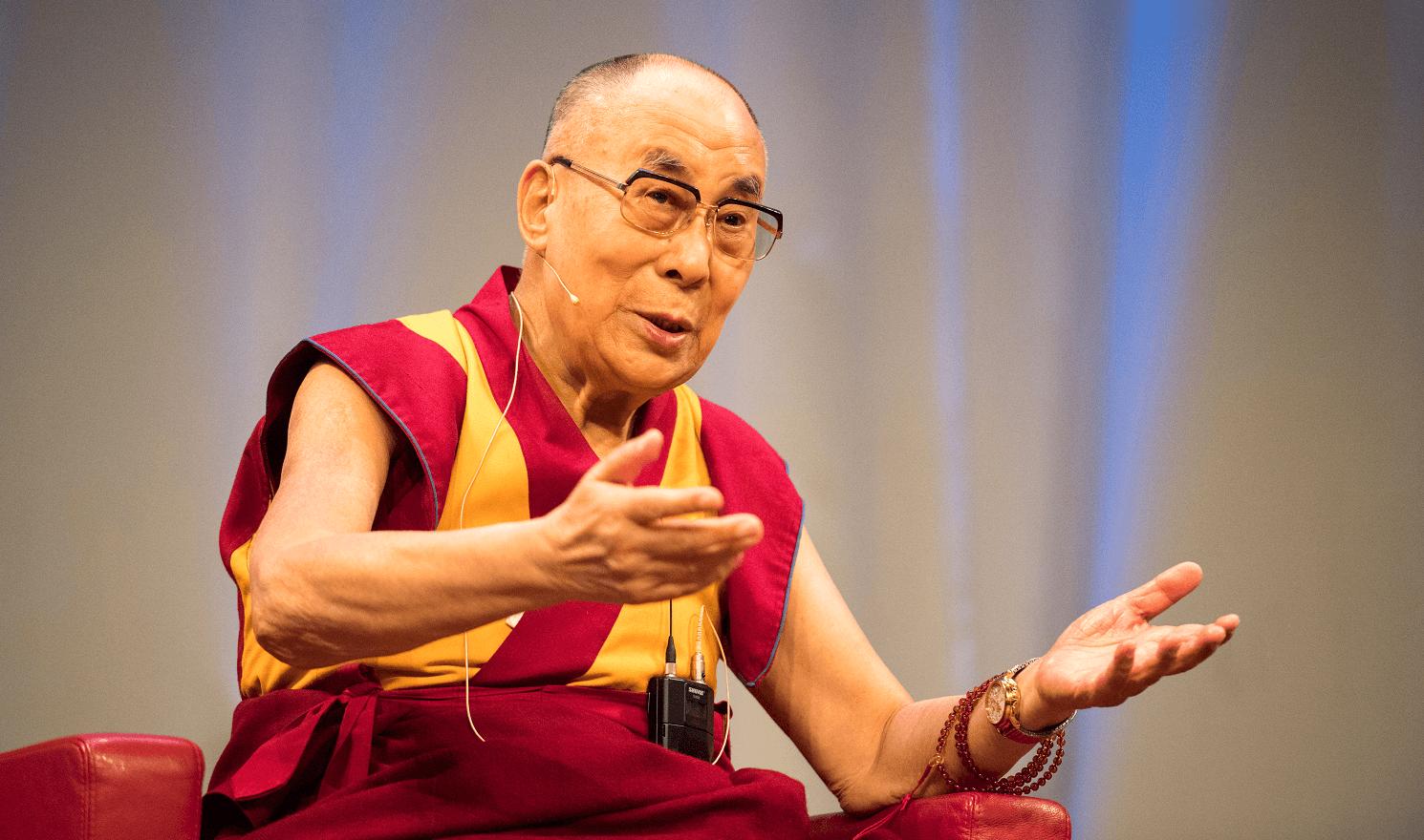 Der 14. Dalai Lama © Manuel Bauer