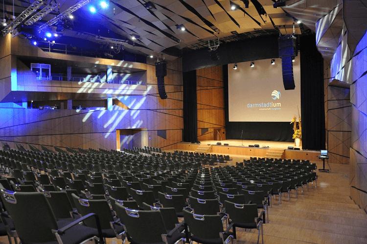 © Wissenschafts- und Kongresszentrum Darmstadt GmbH & Co. KG. | www.darmstadtium.de